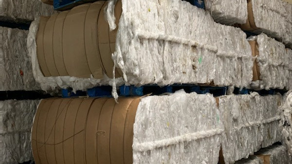 Offer RR2526C 40,000 lbs LDPE Grade A Stretch film in bales available FAS New Yo