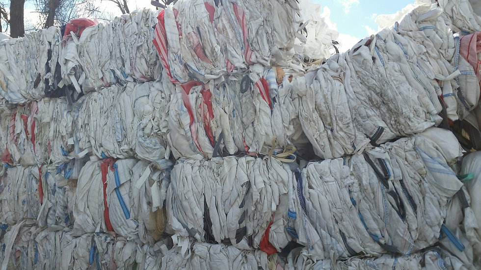 Offer RR4015A 3 Containers 36,000 lbs each PP Super Sacks in a bales - No liners