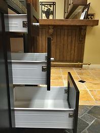 Standard White Metal 3 Drawer Base.JPG