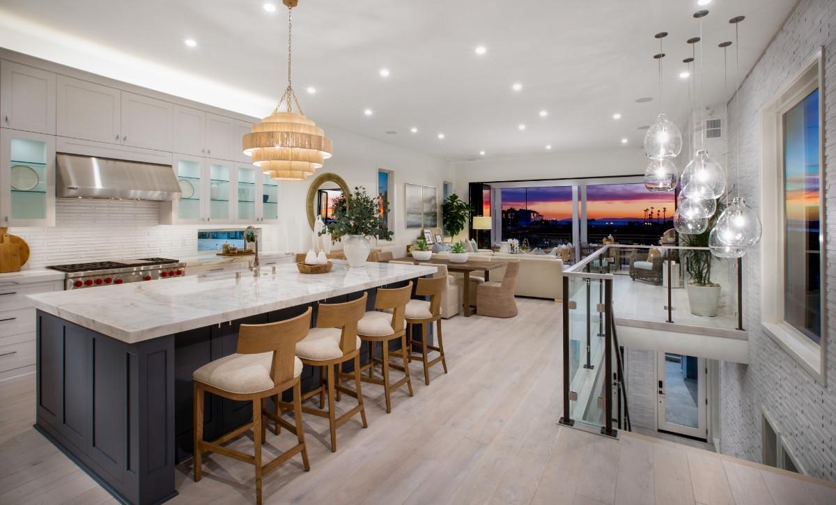 ocean place plan 1 kitchen