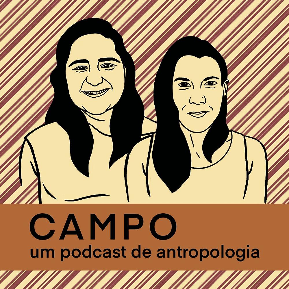 logo campo podcast