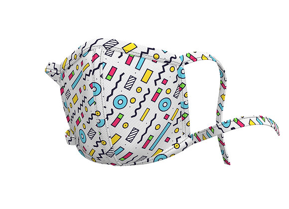 Candy - Tie back mask