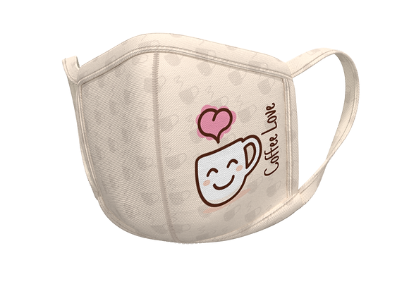 Coffee love - masks for professionals