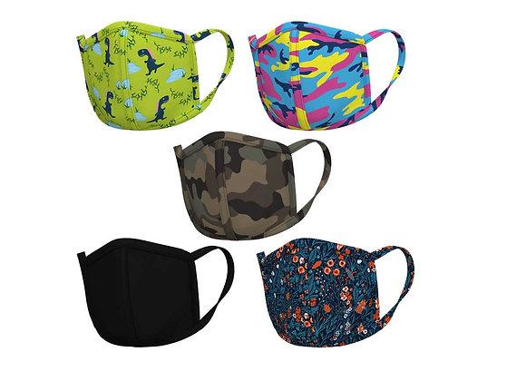 5 mask bundle