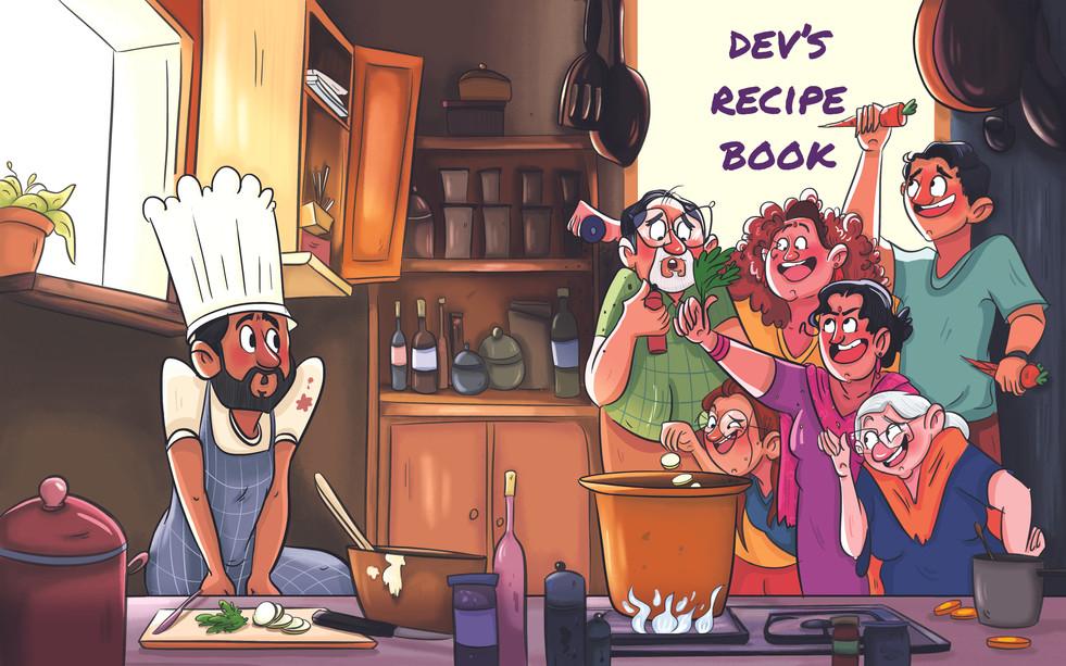 Dev's Recipe Book