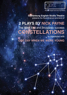 Constellations/ One Day Poster