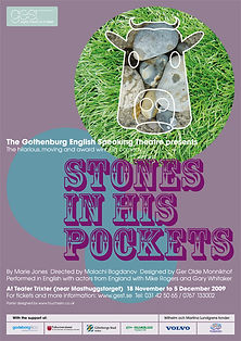 Stoes In His Pockets Poster