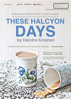 The Halcyon Days Poster