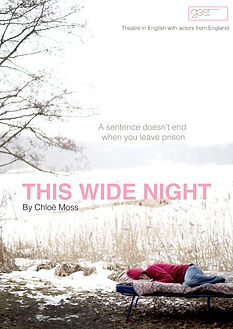 This Wide Night Poster