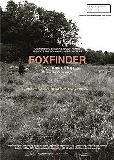 Foxfinder Poster