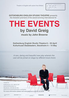 The Events Poster