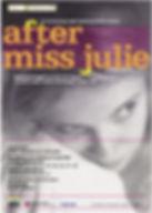 After Miss Julie Poster