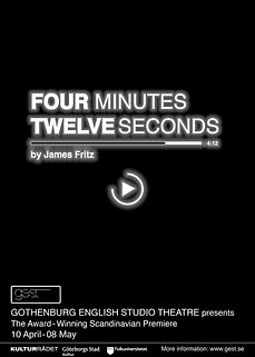 4 Minutes 12 Seconds Poster