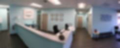 Reception Area Acupuncture Roseville Roc