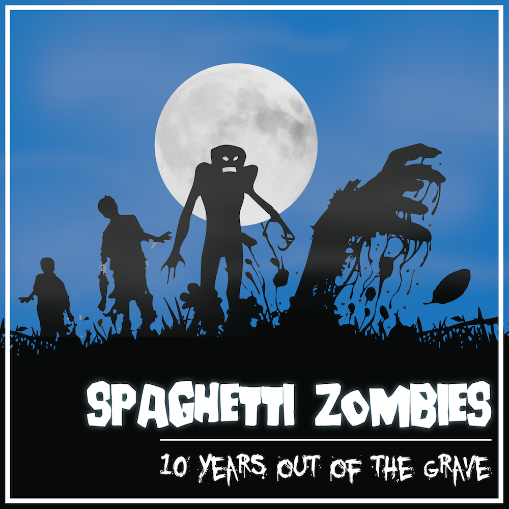 Spaghetti Zombies (Mock Up 2)
