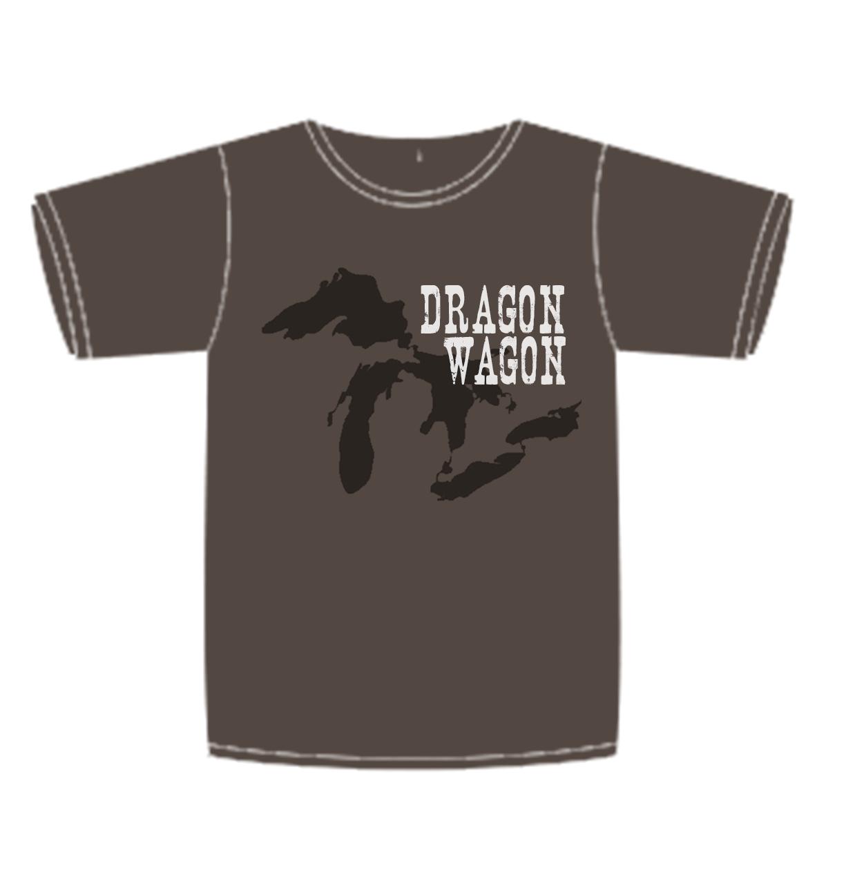 Dragon Wagon Michigan Tee