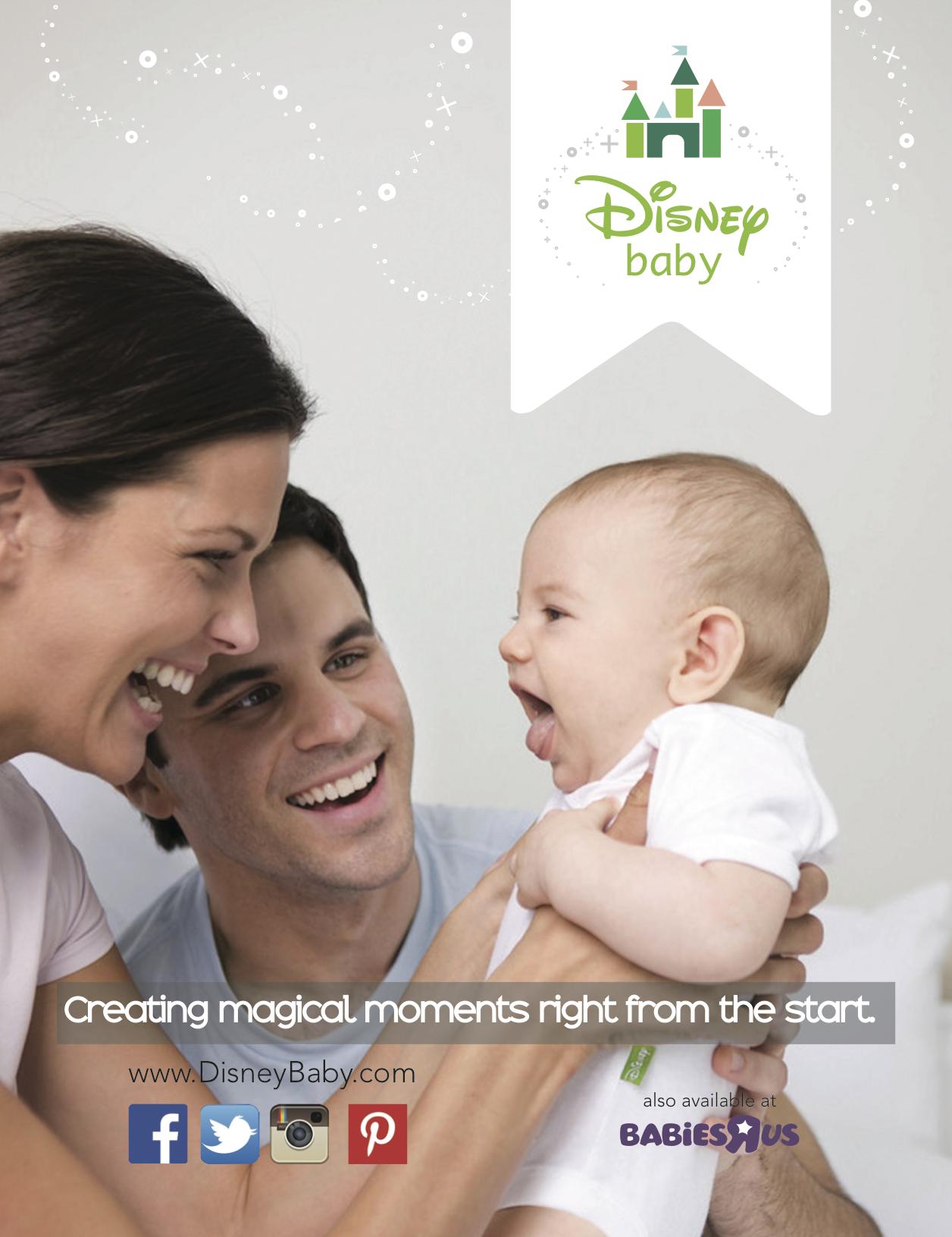 Disney - Magazine Ad