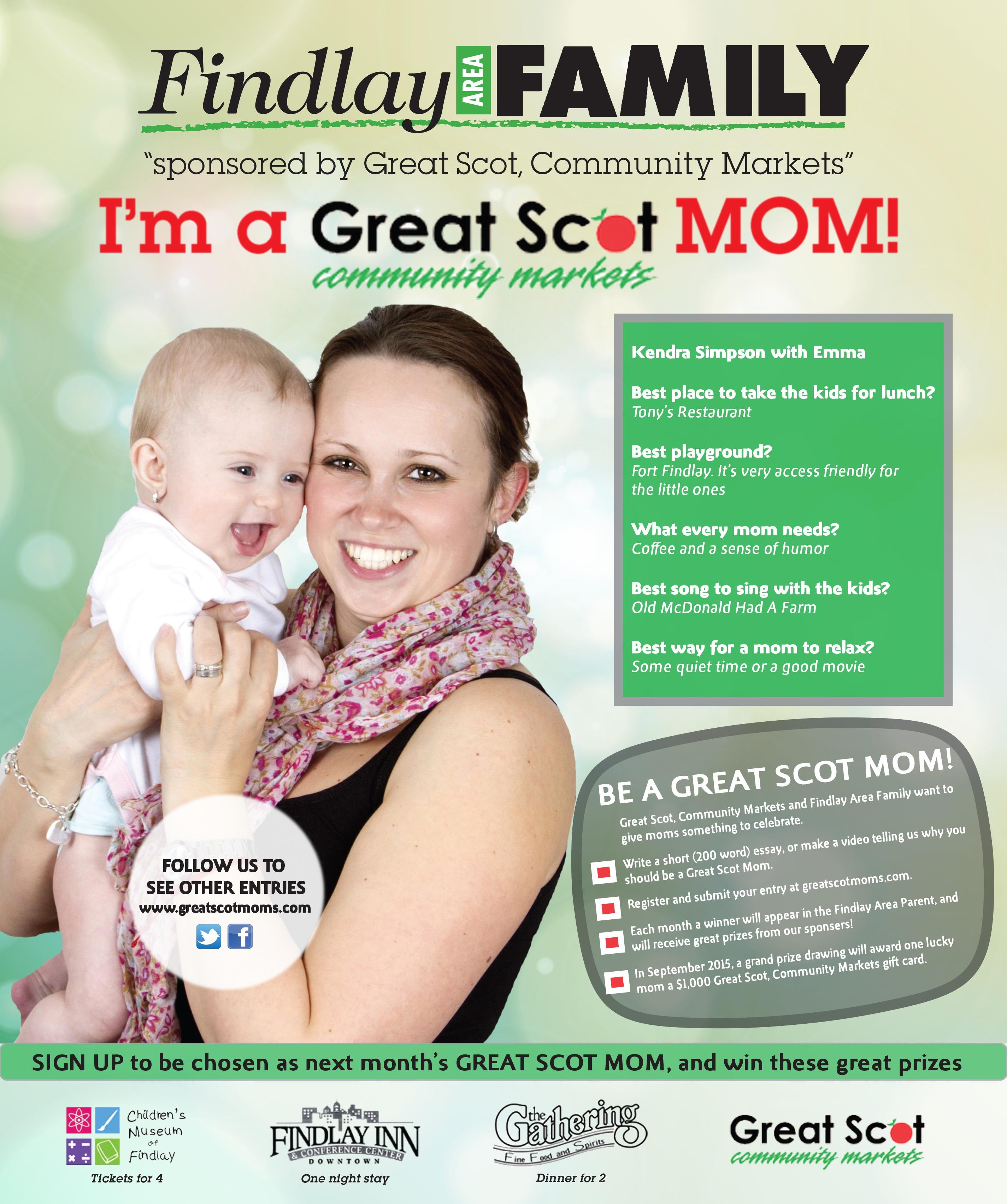 Great Scot Mom