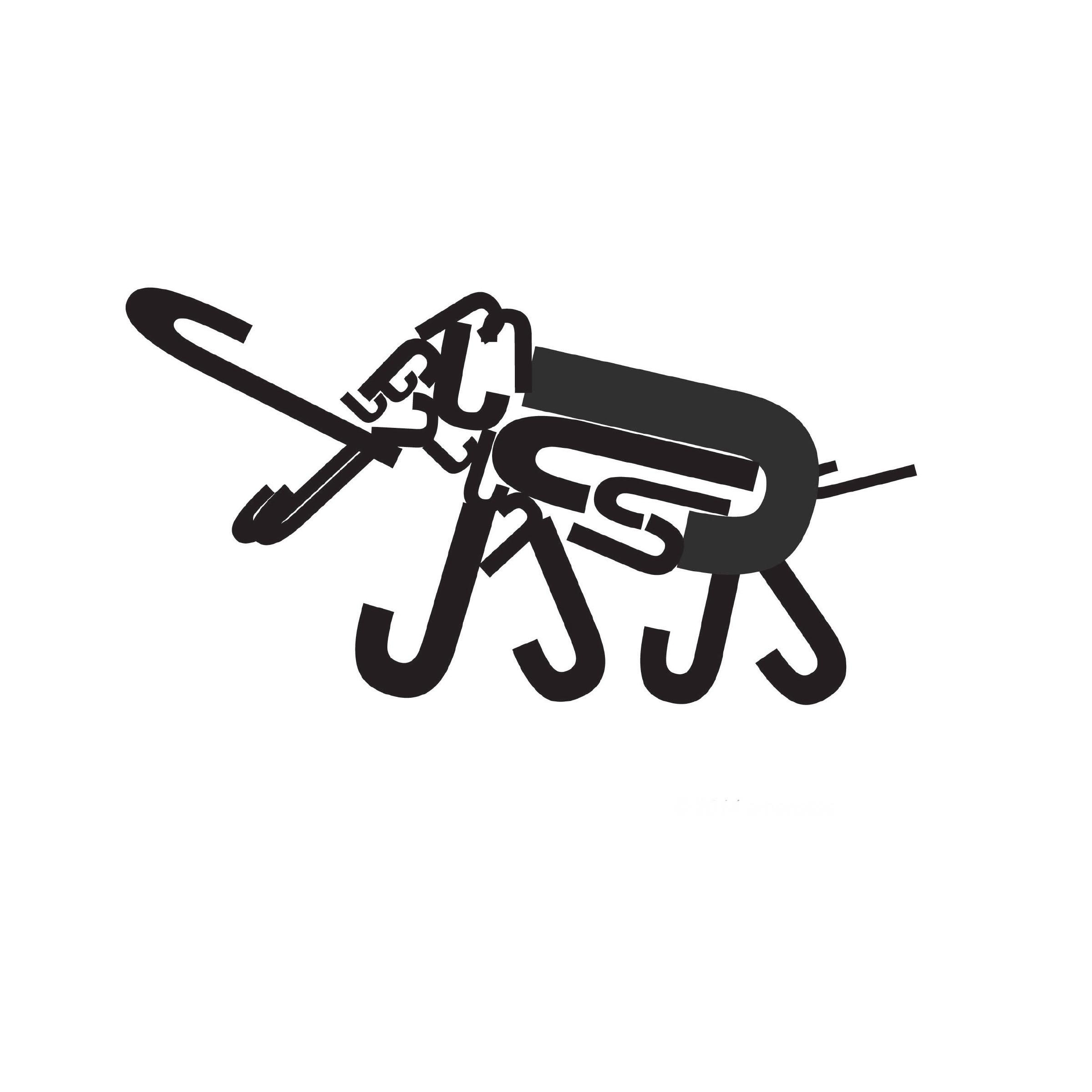 Letterform Elephant