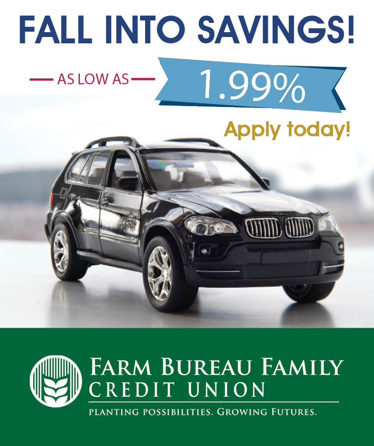 Credit Union (Fall 2016)
