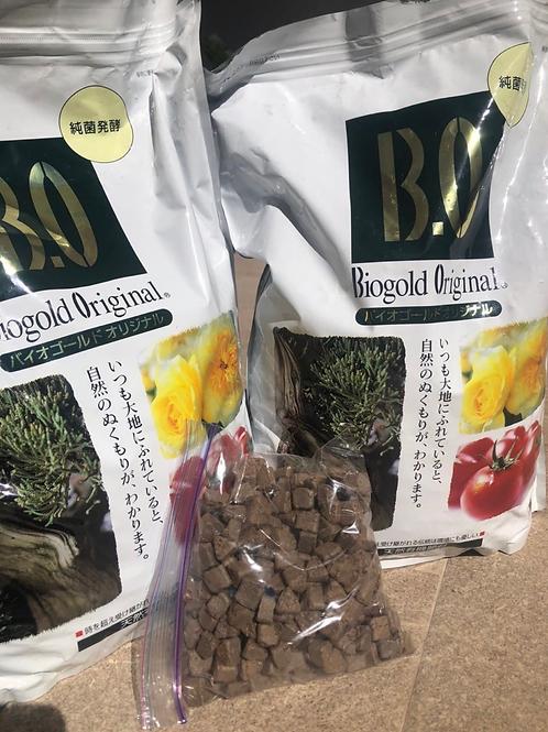 Abono Biogold-1lb N5.5 P6.5 K3.5