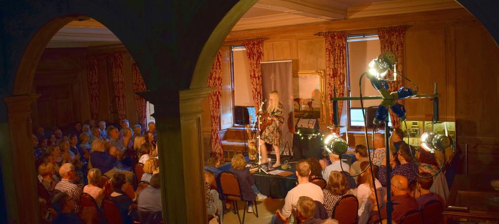 Solo show at Nunnington Hall (NT) - July 2019
