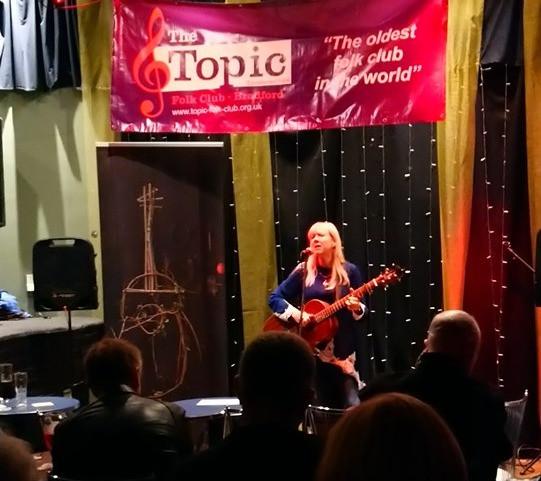 @ Topic Folk Club (Bradford)