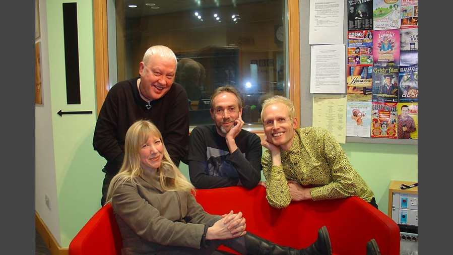 Appearing at The Durbervilles (BBC Radio Leeds)