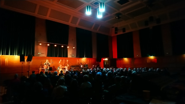 Live at Cecil Sharp House, London