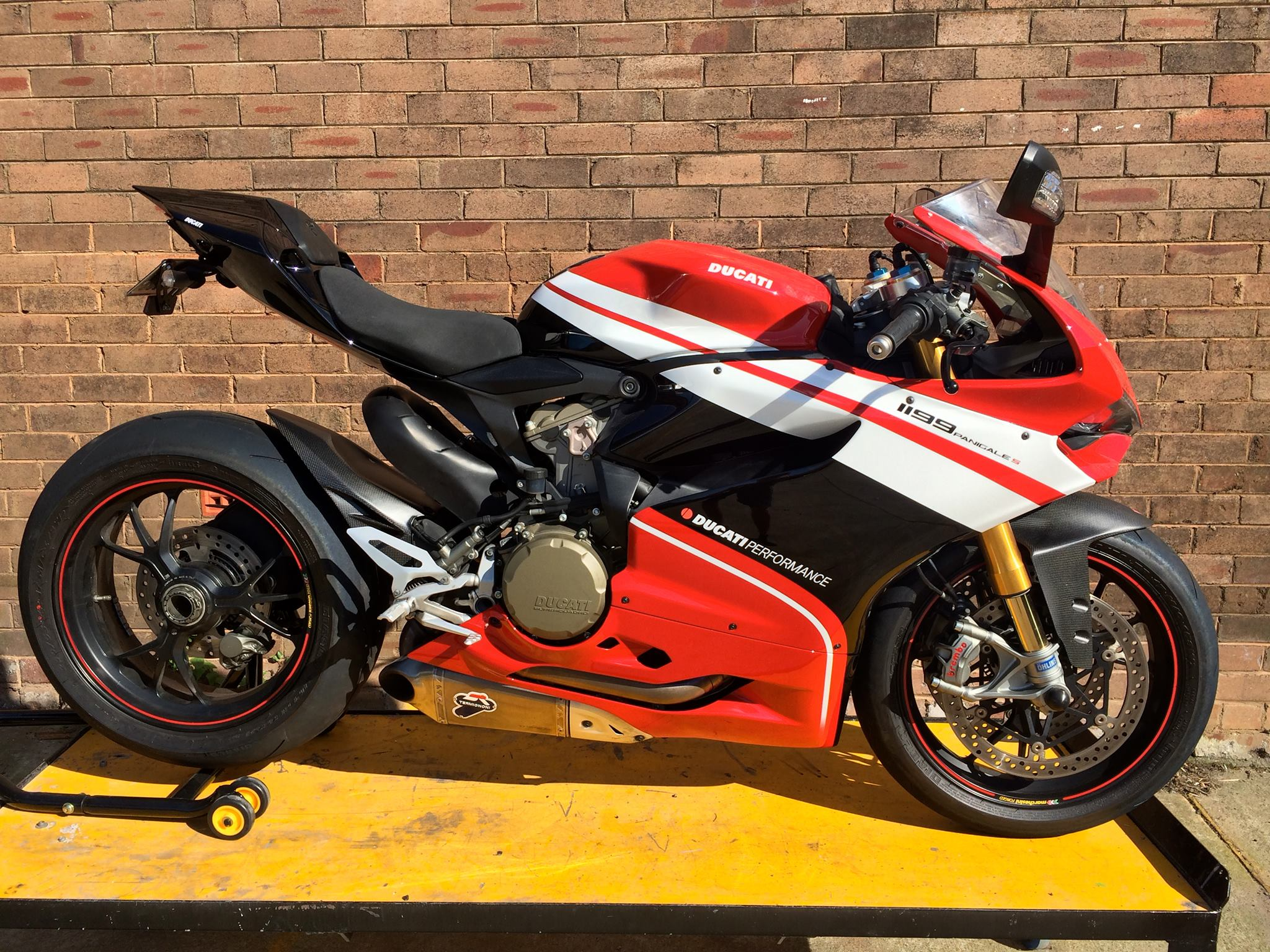 Cutting Edge Paint Shop - Ducati 1199S