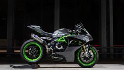 Monster Energy Custom F3 675