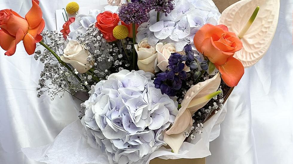 Kanku weekly bouquet : Kloss edition