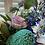 Thumbnail: Kanku seasonal bouquet - blue edition
