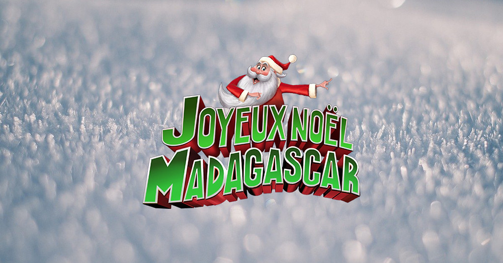 Merry Christmas Madagascar!