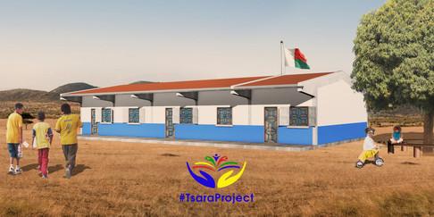 3D Design of the future school