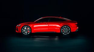 Audi RS7 Left