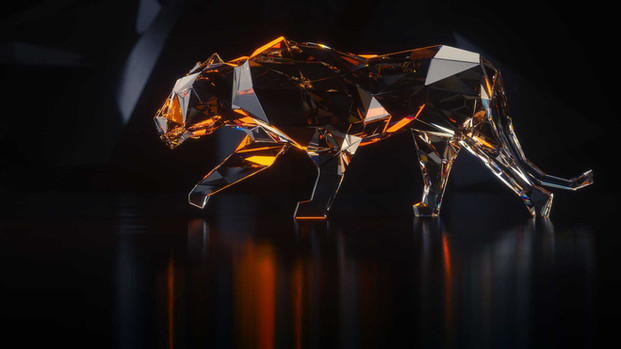Glass Panther