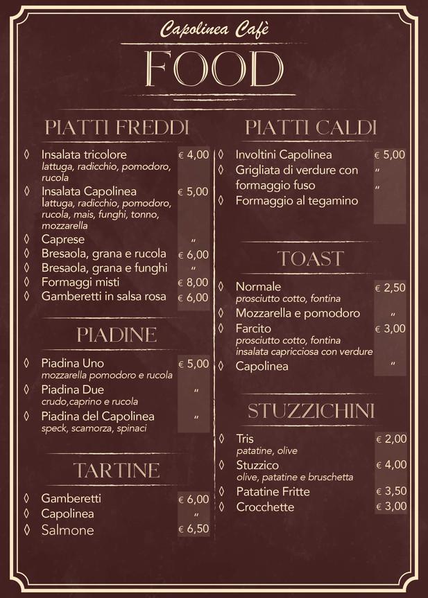 Piatti - Toast - Piadine