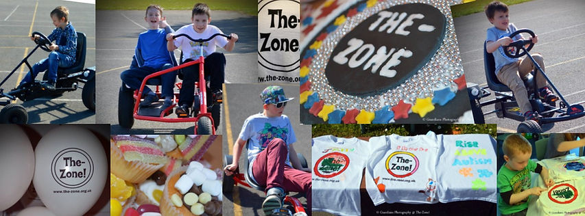 The-Zone! montage go-karts trikers t-shirts and the fun we have