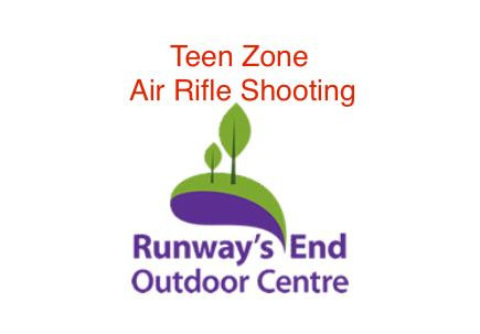 Teens Air Rifle Shooting on Fri 25th October 6.15pm