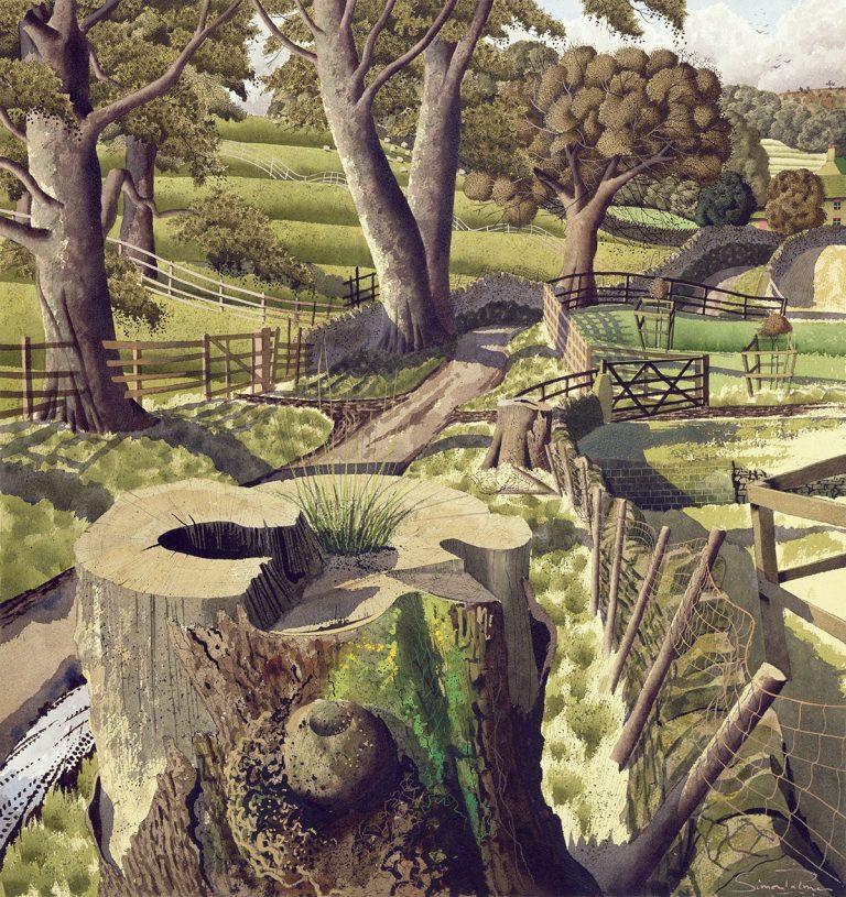 Simon Palmer Paintings