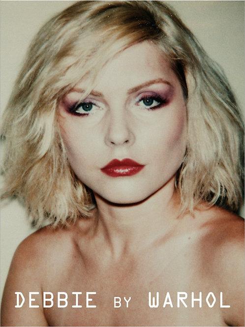 Andy Warhol Blondie Print
