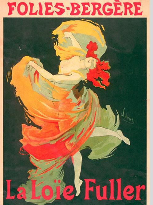 Vintage Prints on Canvas