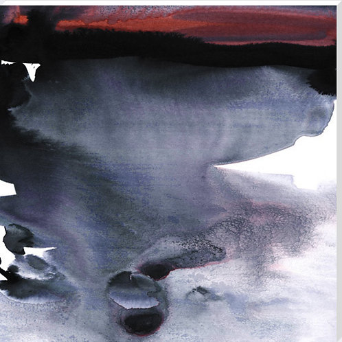 Nightfall Canvas Amy Sia