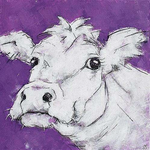 Cow Art Prints