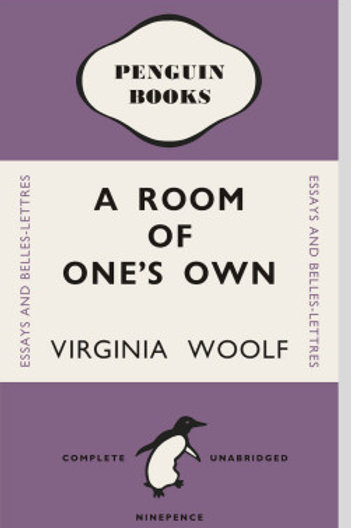 A Room of One's Own Penguin Book Cover