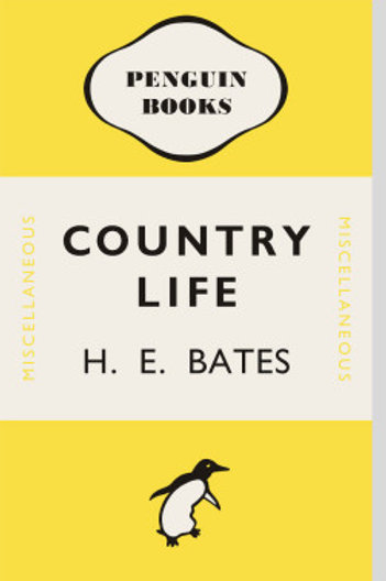 Country Life Book Cover Print