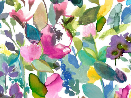 Fi Douglas and Bluebellgray Art Prints - A Splash of Summer for your Interior
