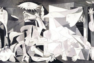 Guernica Art Print by Pablo Picasso