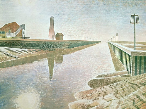 Eric Ravilious Limited Edition Prints